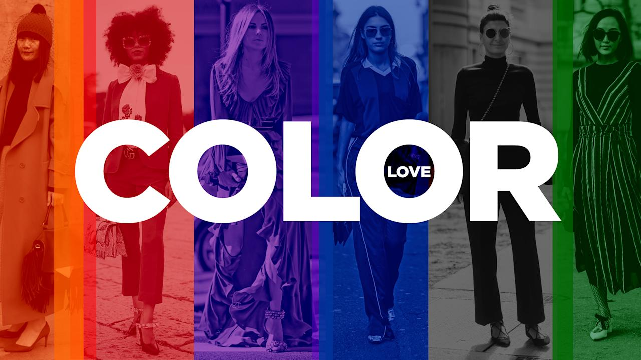 <p>The right hue can boost your mood, and change how the whole world sees you. Click ahead to find your power color. </p>