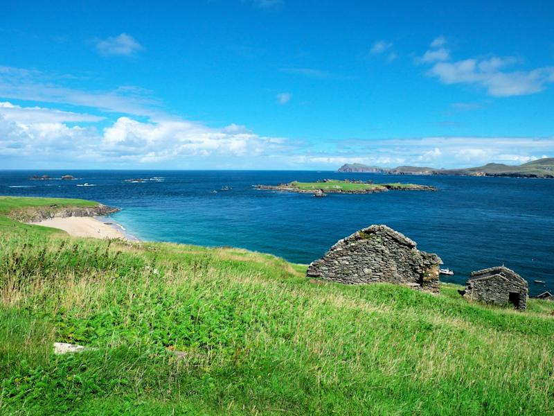 Great Blasket Island: Getty Images/iStockphoto
