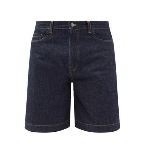 """<p>This is as close to culottes as you'll get without looking like a lost 50-year-old hiker in Alsace. Which is a good thing! Studio Nicholson's denim shorts go for a big cut, meaning a little bit of structure, but they still manage to stay wearable, meaning lots and lots of wear.</p><p>£250; <a href=""""https://go.redirectingat.com?id=127X1599956&url=https%3A%2F%2Fwww.matchesfashion.com%2Fproducts%2FStudio-Nicholson-Palermo-selvedge-denim-wide-leg-shorts-1400181&sref=https%3A%2F%2Fwww.esquire.com%2Fuk%2Fstyle%2Fg37010195%2Fdenim-shorts-men%2F"""" rel=""""nofollow noopener"""" target=""""_blank"""" data-ylk=""""slk:matchesfashion.com"""" class=""""link rapid-noclick-resp"""">matchesfashion.com</a></p>"""