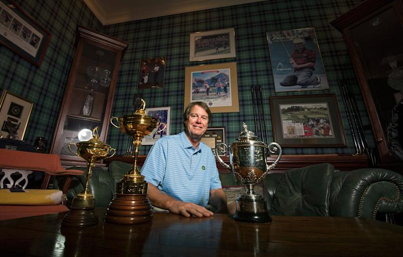 Azinger is with Fox, but given he only works a handful of events, perhaps he could be lured away.