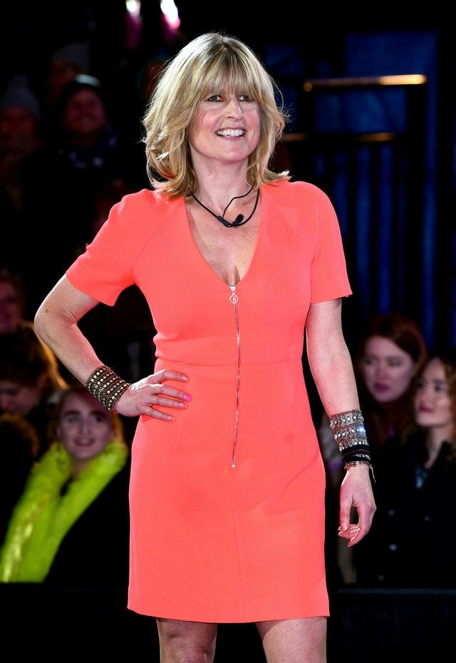 Rachel Johnson took part in Celebrity Big Brother