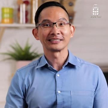 Derrick Ong Dietitian and Founder of Eat Right Consultancy
