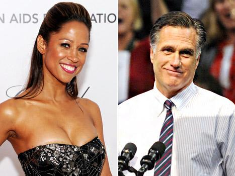 Stacey Dash: Why I Voted for Mitt Romney