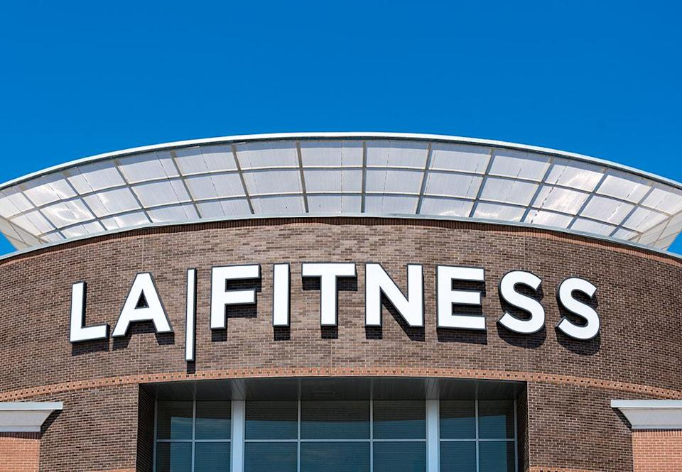 LA Fitness, a privately owned American health club chain with over 800 clubs across the United States and Canada. (Photo by Roberto Machado Noa/LightRocket via Getty Images)