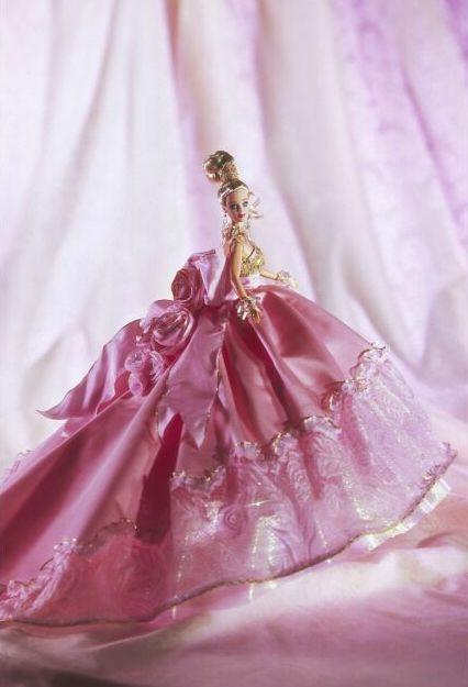 """<p>Pink Splendor is a limited-edition Barbie who blessed us with whatever TF this outfit is in the late '90s. If you made your poor, long-suffering mother buy this for you *and* she kept it, good news: It's worth <a href=""""https://www.ebay.com/itm/Pink-Splendor-Barbie-1996-The-Ultimate-Limited-Edition-10-000/202747428267?hash=item2f34b03dab:g:vHMAAOSwYbldLLQe"""" rel=""""nofollow noopener"""" target=""""_blank"""" data-ylk=""""slk:$1,000"""" class=""""link rapid-noclick-resp"""">$1,000</a>.</p>"""