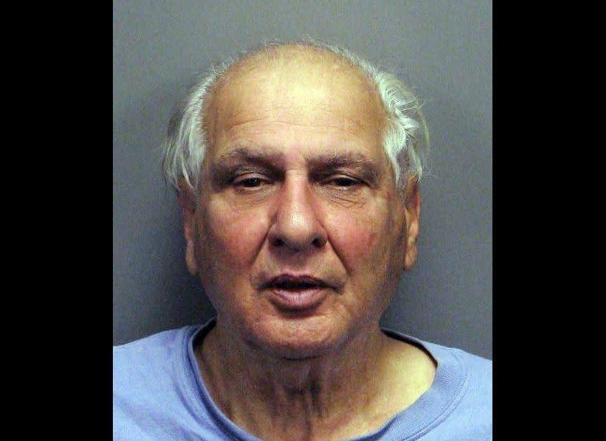This is an undated booking photo released by the Washoe County Sheriff's office showing Joseph Naso. Authorities in California and Nevada plan to release more information about Naso, the 77-year-old man accused in four homicides spanning two decades. Naso, of Reno, Nev., was booked late Monday, April 11, 2011, on suspicion of the killings in 1977, 1978, 1993 and 1994.