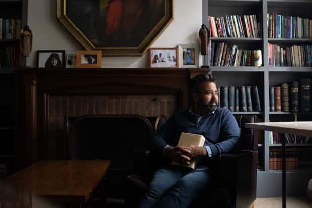 Rev. Graham Singh, a pastor and father who lives in the neighbourhood of Peter McGill, said he was attracted to the neighbourhood because of the development at the old Montreal Children's Hospital, but he is disappointed by how the city has handled it.