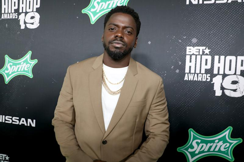 Daniel Kaluuya attends the BET Hip Hop Awards 2019. (Photo by Johnny Nunez/Getty Images for BET)
