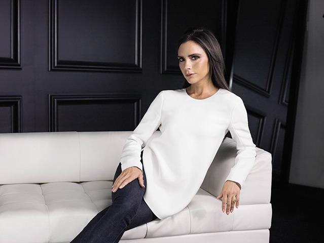 Victoria Beckham auctioning clothes for charity