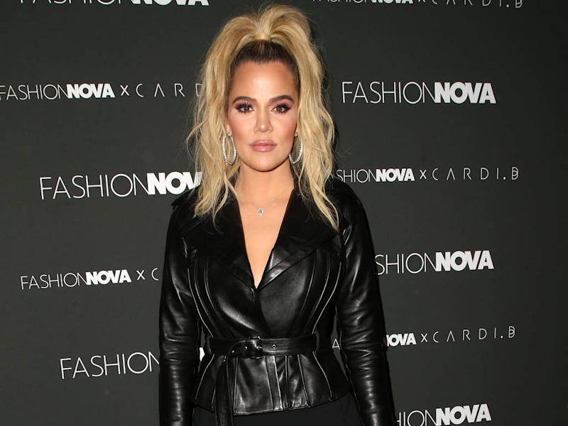 Khloe Kardashian: 'Tristan Thompson tried to kiss me before daughter's birthday party'