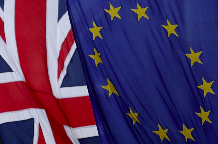 Britain just took a huge step away from the EU (Picture: AP)