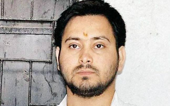 Bihar Deputy CM Tejaswi Yadav slams BJP for creating ruckus in Assembly over Mastan's 'slipper' remark