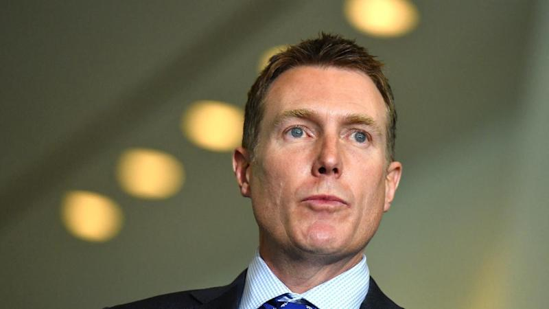 Australians don't pay taxes to support drug use, says Social Services Minister Christian Porter.