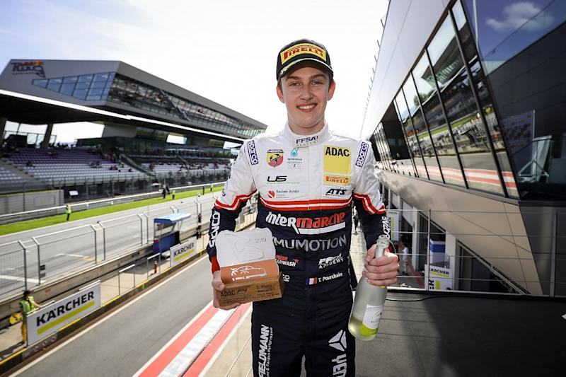 German F4 champion Pourchaire joins ART in FIA F3