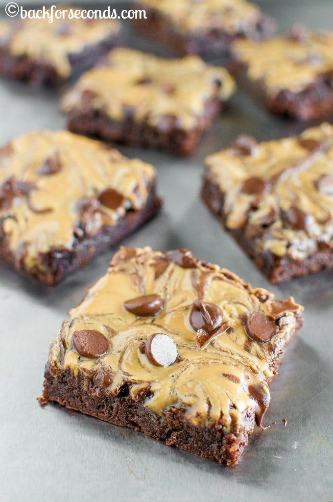 """<p>If you love the delicious combination of chocolate and peanut butter, these brownies are the perfect treat. </p><p><strong>Get the recipe at <a href=""""http://backforseconds.com/how-to-make-brownies-in-the-crock-pot/"""" rel=""""nofollow noopener"""" target=""""_blank"""" data-ylk=""""slk:Back For Seconds"""" class=""""link rapid-noclick-resp"""">Back For Seconds</a>. </strong></p>"""