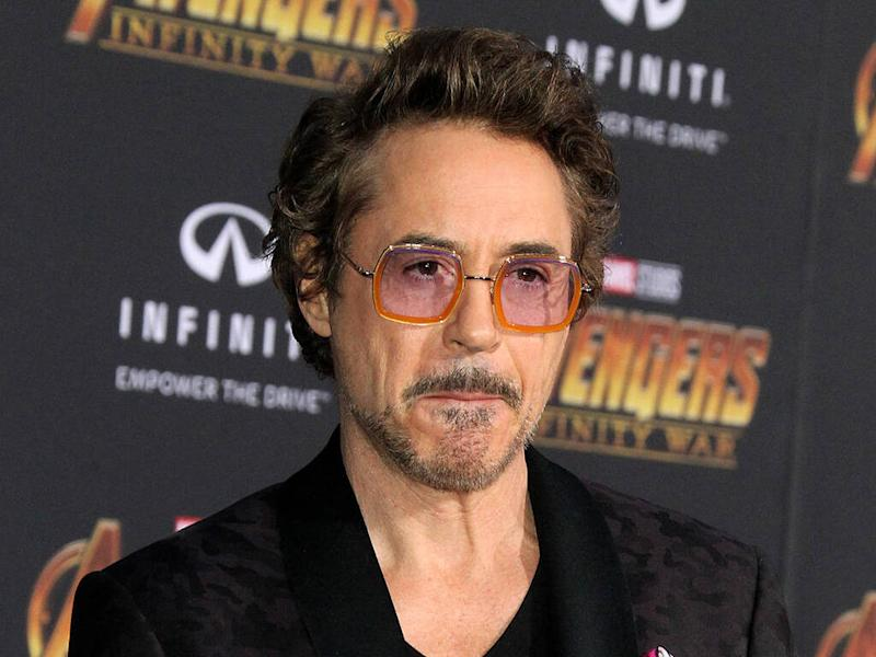 Robert Downey, Jr. sending birthday gift to boy who saved his sister from dog attack