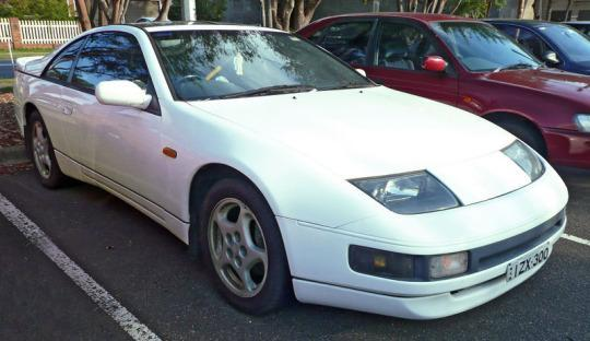 Great 1990 96 Nissan 300ZX: The 1990s Was The Second Golden Age Of The Japanese Sports  Car, With The 300ZX, Acura NSX, Mazda Miata And The Third Generation RX7 ...