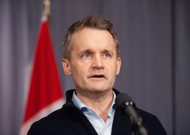 Minister of Natural Resources, Seamus O'Regan, says the Line 5 pipeline is a vital piece of energy infrastructure for Canada and the United States that has operated safely for 68 years.