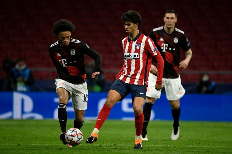 Joao Felix scored but Atletico Madrid were held by Bayern Munich and need to avoid defeat in Salzburg next week to reach the last 16