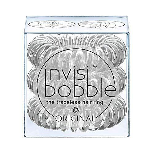 """<p><strong>invisibobble</strong></p><p>amazon.com</p><p><strong>$9.99</strong></p><p><a href=""""https://www.amazon.com/dp/B00F23MMF6?tag=syn-yahoo-20&ascsubtag=%5Bartid%7C2089.g.291%5Bsrc%7Cyahoo-us"""" rel=""""nofollow noopener"""" target=""""_blank"""" data-ylk=""""slk:Shop Now"""" class=""""link rapid-noclick-resp"""">Shop Now</a></p><p>Help her <a href=""""https://www.bestproducts.com/beauty/g581/best-hair-dryers-and-blow-dryers/"""" rel=""""nofollow noopener"""" target=""""_blank"""" data-ylk=""""slk:maintain her luscious mane"""" class=""""link rapid-noclick-resp"""">maintain her luscious mane</a> with a <a href=""""https://www.bestproducts.com/beauty/a30244054/invisibobble-hair-ties-review/"""" rel=""""nofollow noopener"""" target=""""_blank"""" data-ylk=""""slk:trio of traceless hair ties"""" class=""""link rapid-noclick-resp"""">trio of traceless hair ties</a> that won't slip on silky strands, tangle on thicker trestles, or leave harsh marks long after she lets down her 'do.</p>"""
