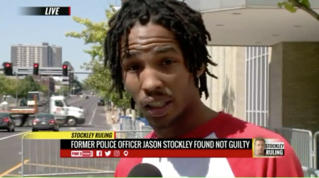 Anthony Lamar Smith's Brother: The Justice System Doesn't Care About Us