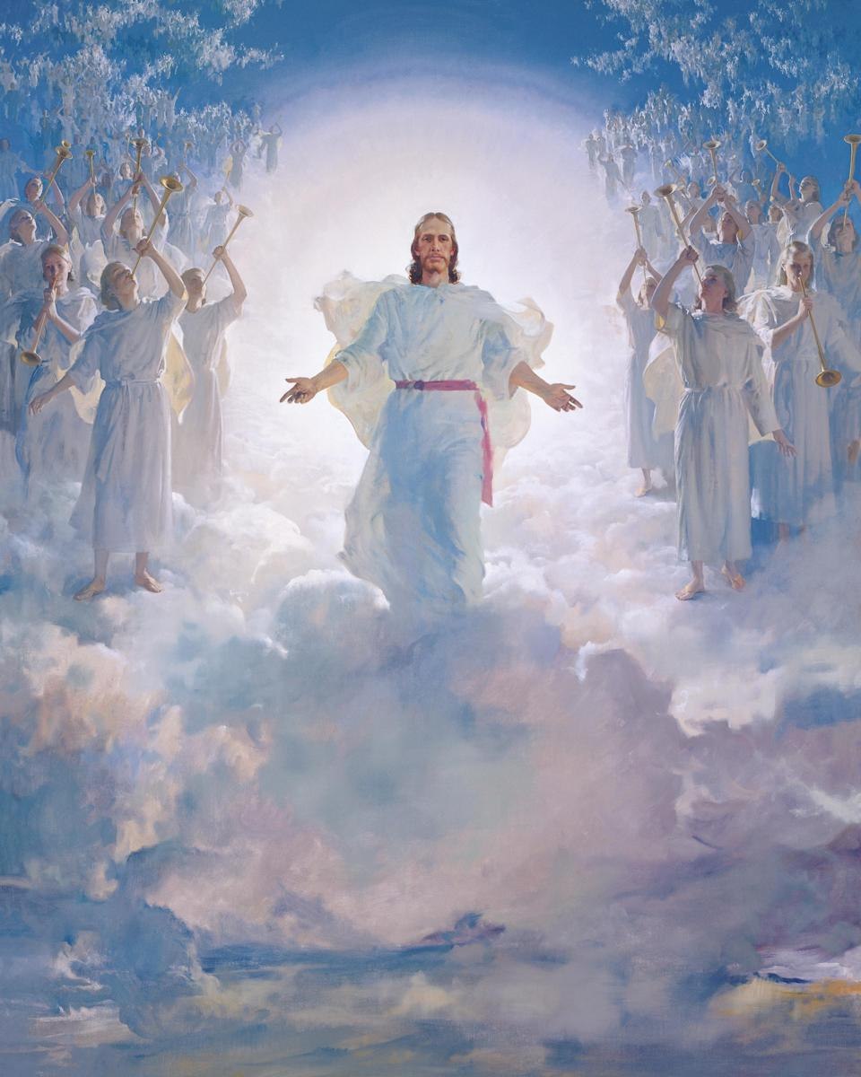 <em>The Second Coming</em>, by Harry Anderson. (Image: Church of Jesus Christ of Latter-day Saints)