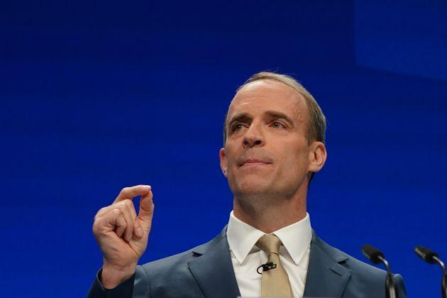 Dominic Raab who is deputy prime minister, lord chancellor and secretary of state for justice  (Photo: Ian Forsyth via Getty Images)