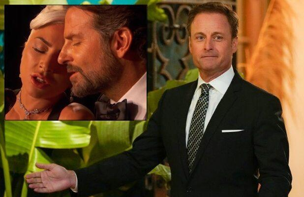 Chris Harrison: Lady Gaga and Bradley Cooper's Steamy Oscar Moment Inspired 'The Bachelor' Spinoff