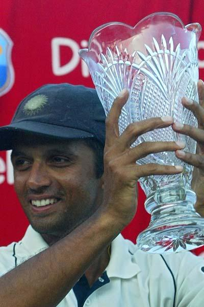 Rahul Dravid has not only contributed with his batting to several Test wins overseas, but under his leadership India also did away with the tag of being poor travelers. He led India to a series win in West Indies in 2006, their first there since 1971. He was the first captain to lead India to a Test match win in South Africa. Dravid also captained India to a Test series win in England.