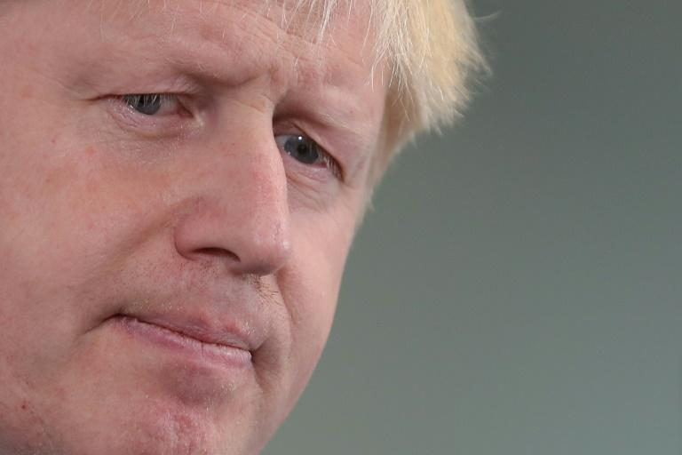 Boris Johnson is widely seen as a possible successor to May