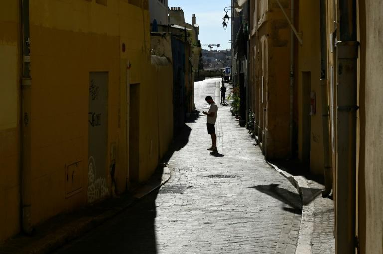 Lately, the narrow alleys leading down to its Old Port have been thick with film crews