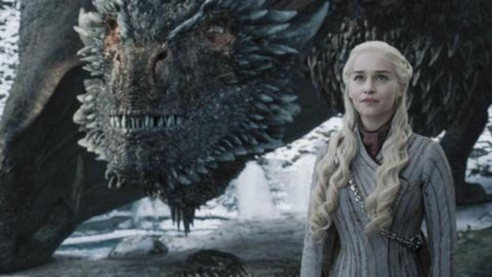 Game of Thrones is the most popular show on television right now. Not only has it set a record for taking home the most Emmy Awards in a single night (37), the show has also broken the record for the most pirated show ever (credit: HBO)