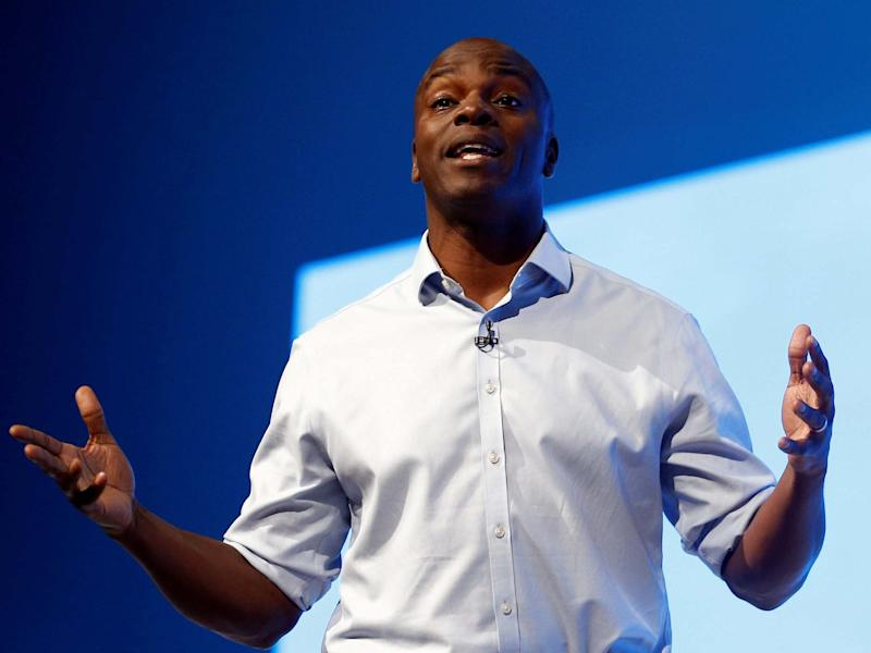 Conservative candidate for London mayor, Shaun Bailey,  wants to introduce drugs tests for office workers. (Reuters)