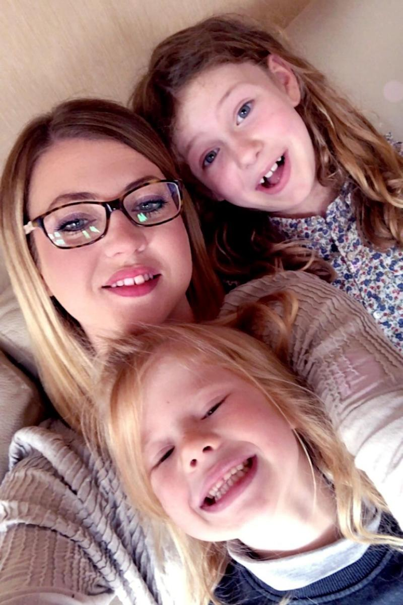 She reckons it was a very uncharacteristic thing for her daughter to say. Photo: Caters