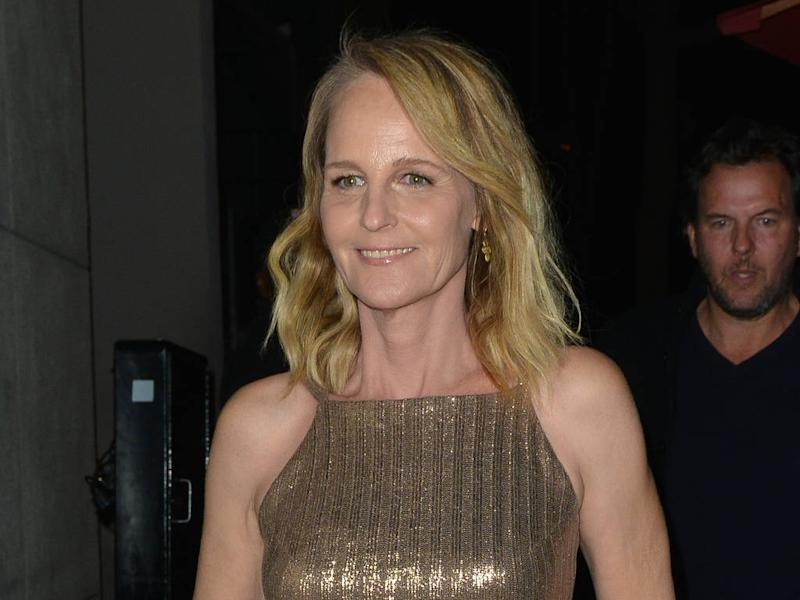 Helen Hunt: 'Accused stars should suffer from #MeToo backlash'