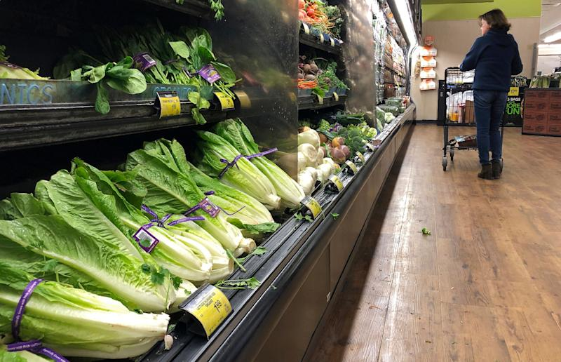Federal health officials advised the public not to eat romaine lettuce that is from the California counties of Monterey, San Benito and Santa Barbara. If its harvesting location is not listed, do not eat it. (Photo: Associated Press)