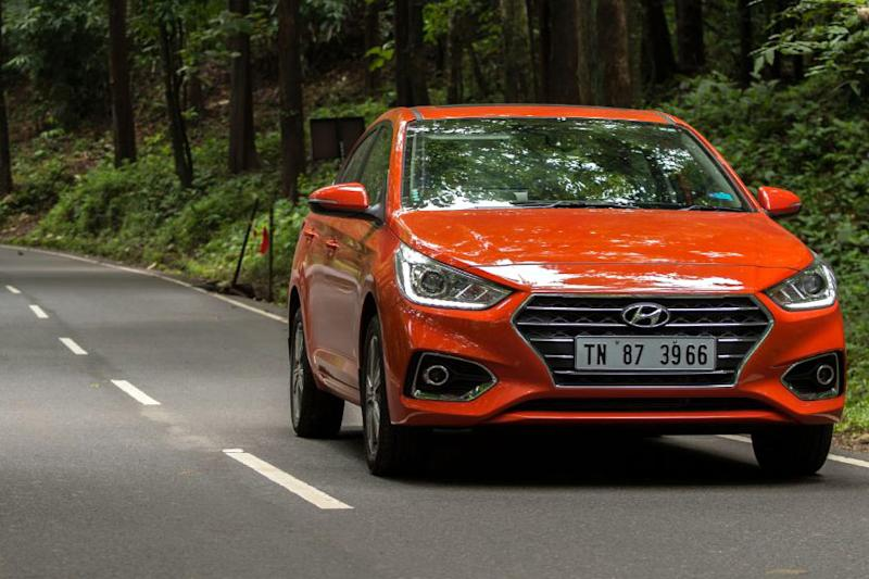 Hyundai Verna Beats Maruti Ciaz and Honda City in August Car Sales