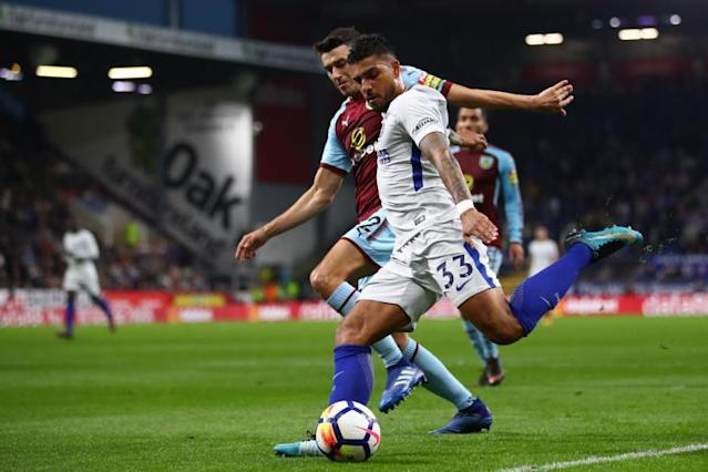Antonio Conte: Emerson Palmieri 'in contention' to start against Southampton after positive display at Turf Moor