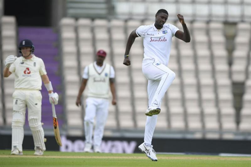 Five-For Box Ticked, Now Time to Get a Hundred, Says Jason Holder