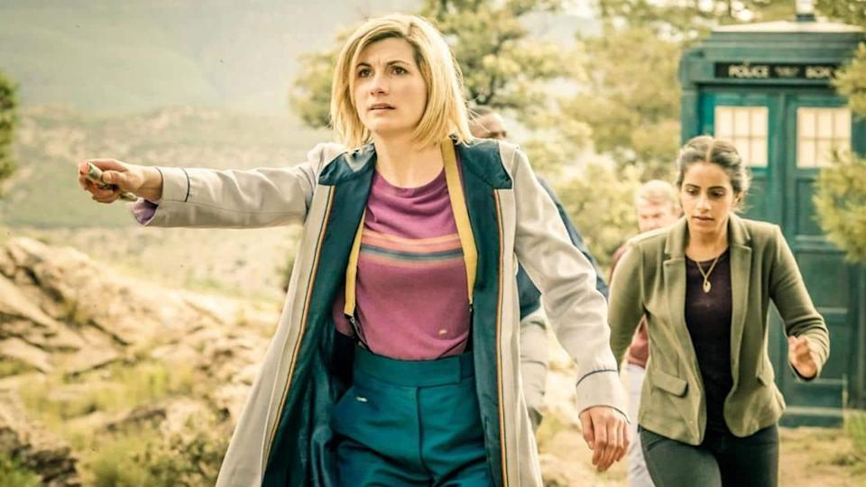 Jodie Whittaker, the latest