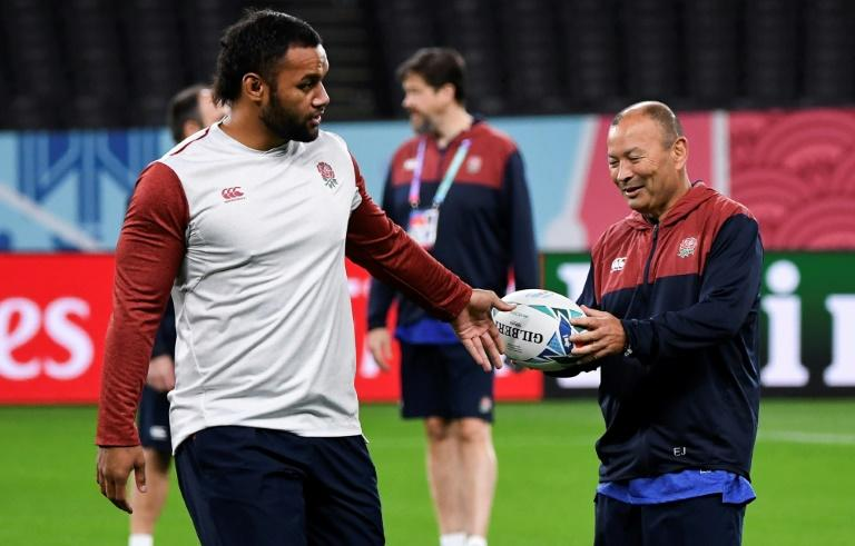 England's Eddie Jones has named his strongest possible side, including Billy Vunipola