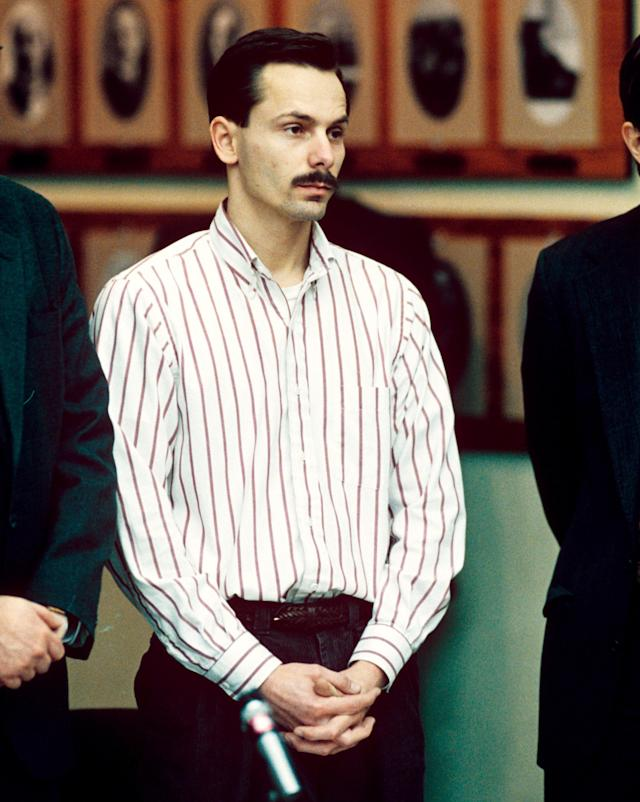 <strong>Jeff in court in 1994</strong>