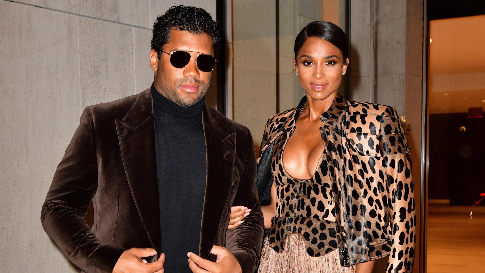 When Are Ciara & Russell Wilson Getting Married? A