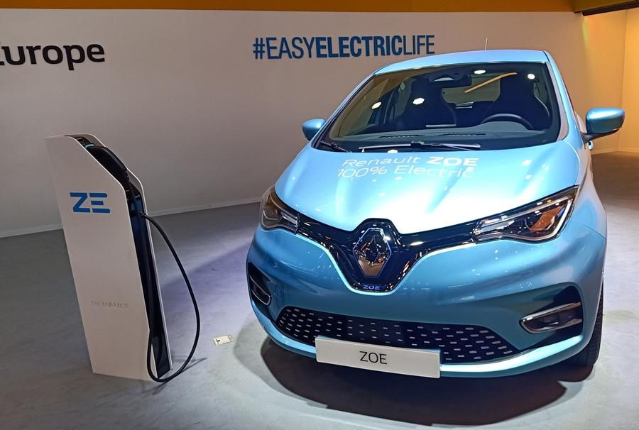The Zoe is another car that looks like a brilliant option for India to kick start Renault's EV operations. It has been on sale in Europe for some time and has been successful there.