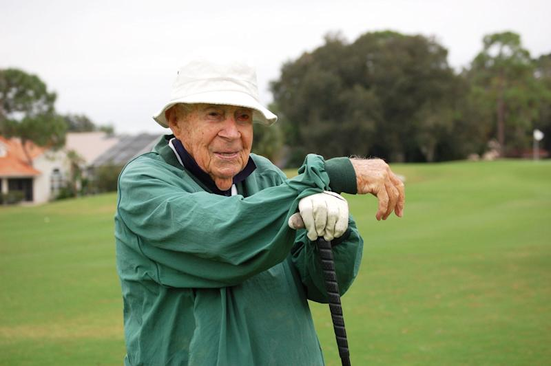 At&t Wire | Gus Andreone Oldest Member Of The Pga Of America Passes Away At