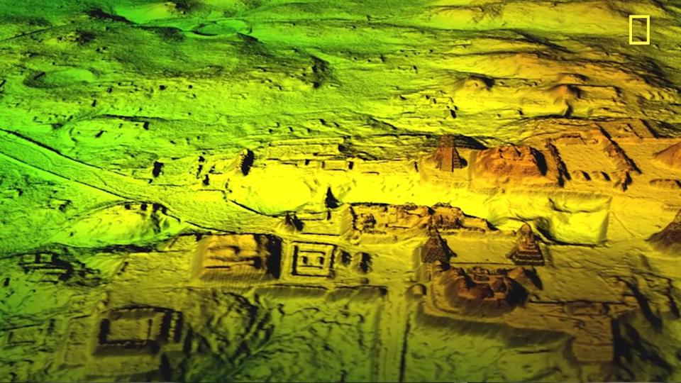 A high-tech mapping technology that uses lasers has revealed previously unknown cities and thousands of interconnected structures in Guatemala's jungles, including houses, farms, highways, and pyramids.
