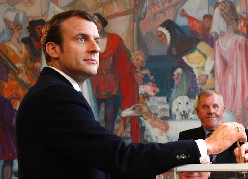 Macron has proposed cuts to France's heavy burden of state spending and wants to loosen the rigid labour laws that many believe push up joblessness and hobble investment