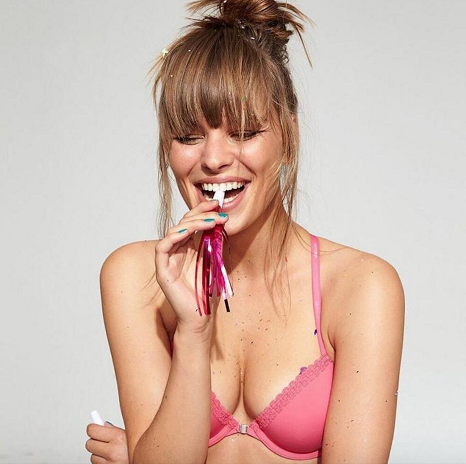 Aerie celebrates real women and real (inner) beauty in its new campaign. (Photo: Instagram/aerie)
