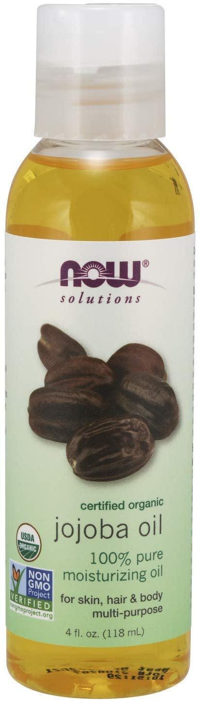 <p><span>Now Solutions Organic Jojoba Oil</span> ($12) is strong enough to lock moisture into your strands but also light enough that it won't make your hair feel weighed down. As a bonus, it's also rich in vitamins and nutrients and can help promote curl elasticity and scalp health.</p>