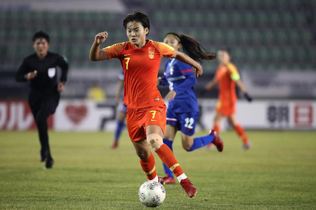 At least two key Chinese players will not travel to Australia for Olympic qualifying matches due to potential exposure of the coronavirus. (Chung Sung-Jun/Getty Images)